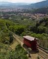 montecatini funicular Tuscany